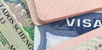 Rewards of the Immigration Visa and work permit verification program